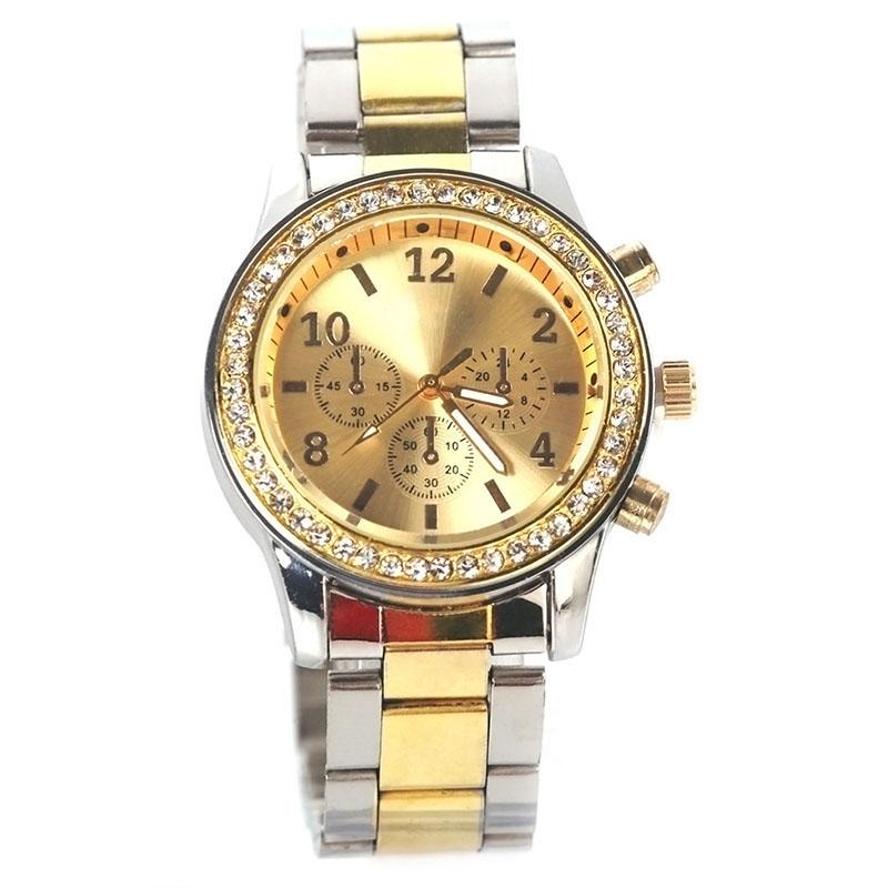 Girls Golden Watches