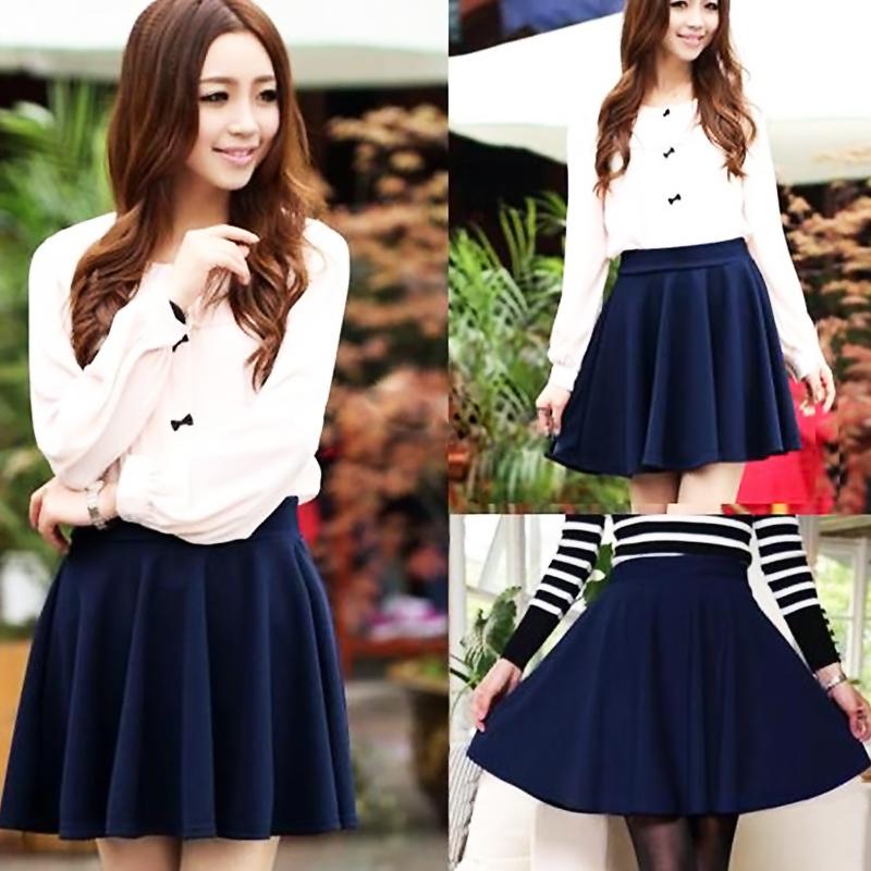 Молодежные юбки короткие