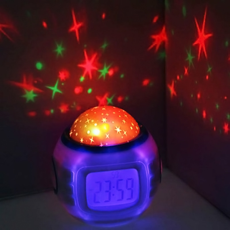 Baby Kids Night Light Childrens STAR PROJECTOR Sleep Bedroom Wall Lamp Gift eBay