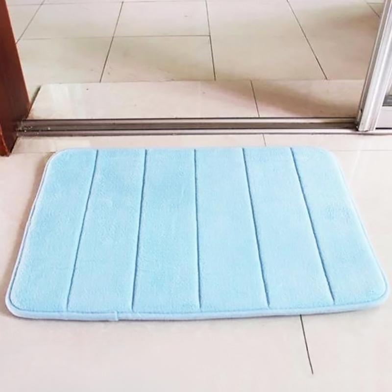 bath mat 40x60 absorbent slip resistant pad bathroom bath mat mats
