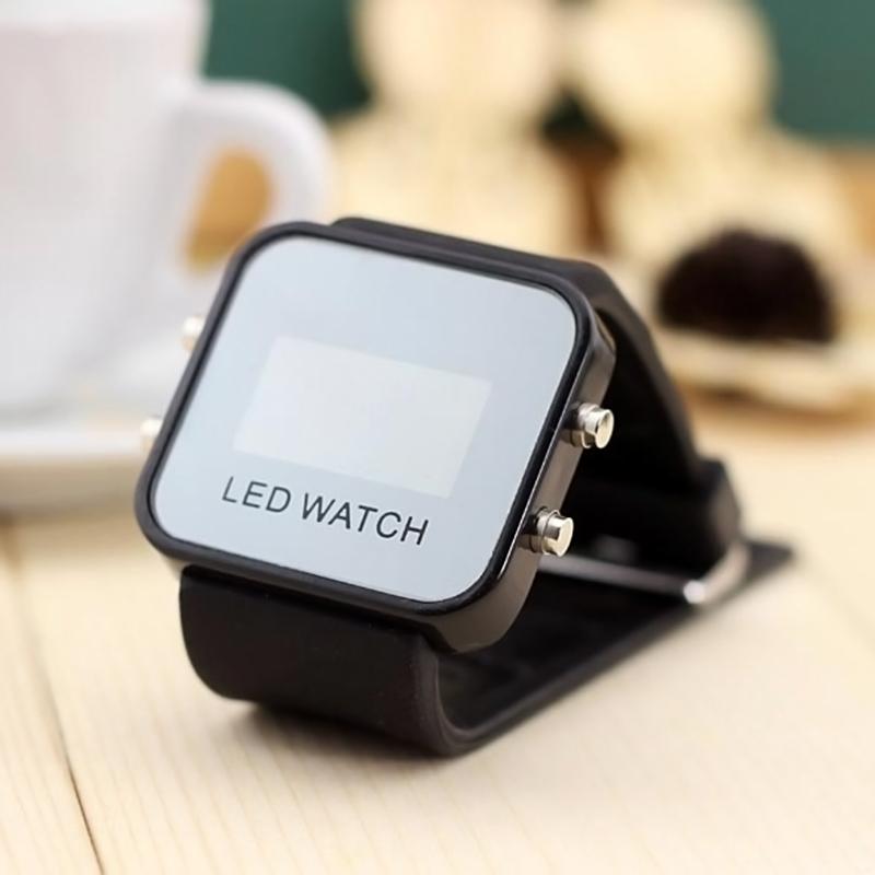 led armbanduhr damenuhr herrenuhr uhren watch unisex. Black Bedroom Furniture Sets. Home Design Ideas