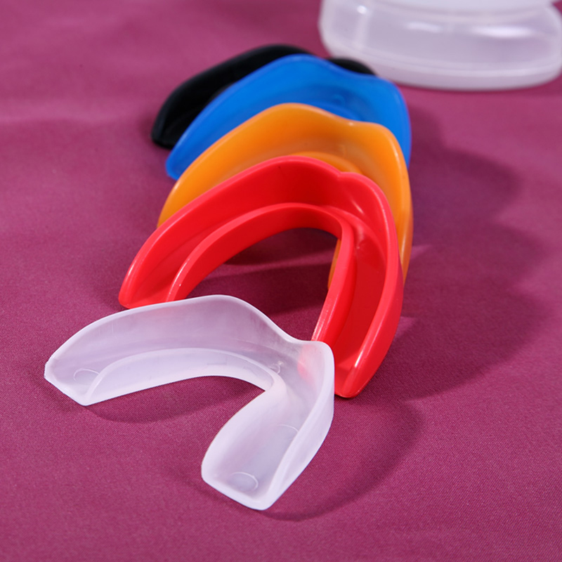 clear sports goggles  sports mouthguard