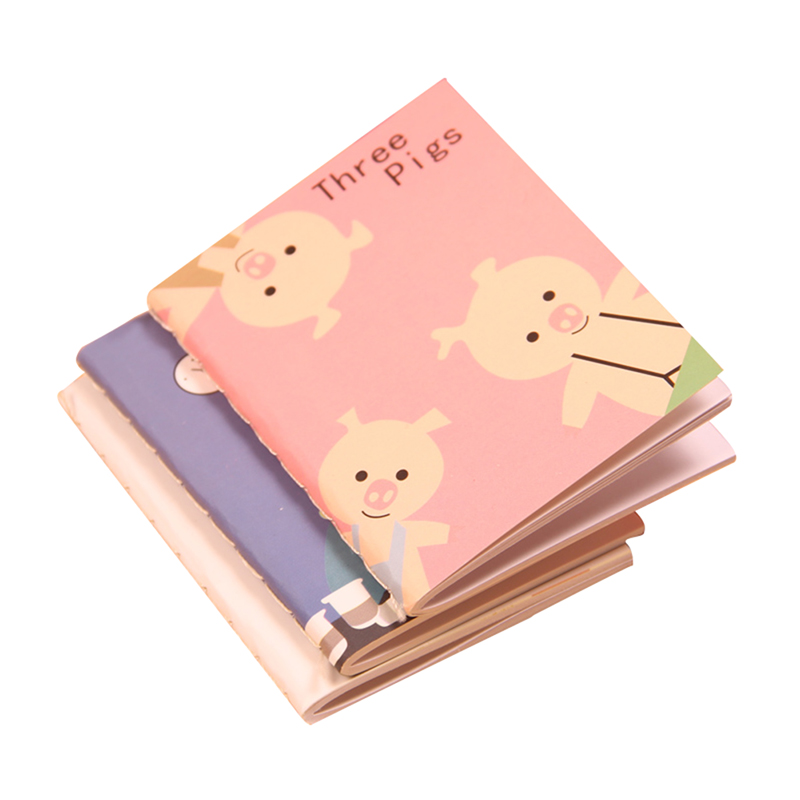 1pc cute cartoon kleine notebook handy notizbuch notebook journal tagebuch ebay. Black Bedroom Furniture Sets. Home Design Ideas