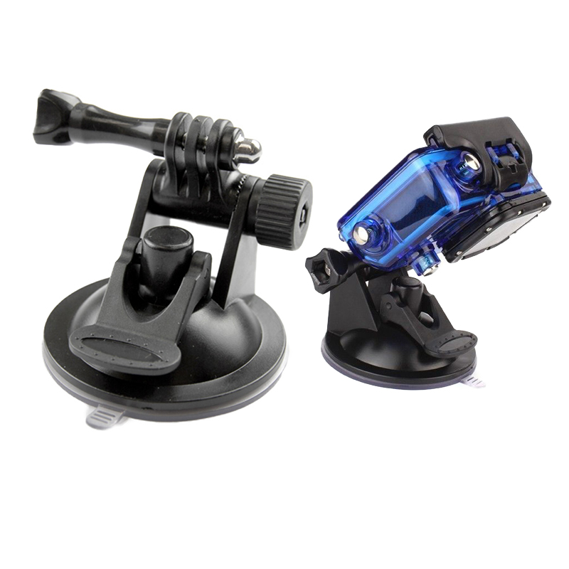 new car vacuum cup suction w built in adapter mount for gopro hero 3 3 2 1 ebay. Black Bedroom Furniture Sets. Home Design Ideas