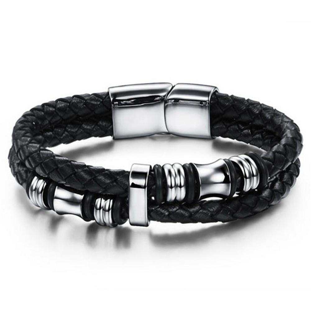 Find great deals on eBay for Mens Braided Leather Bracelet in Men's Bracelets. Shop with confidence.