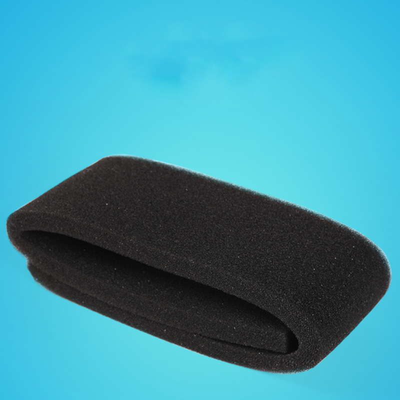 New black biochemical filter foam pond filtration fish for Pond filter sponges