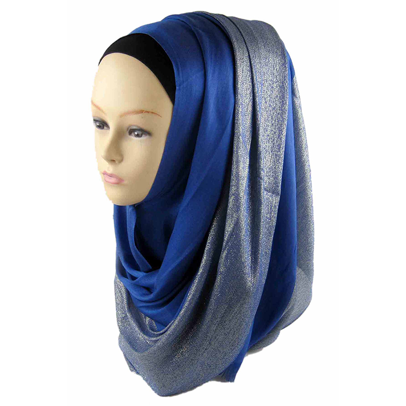 womens muslim soft maxi islamic scarf shawl