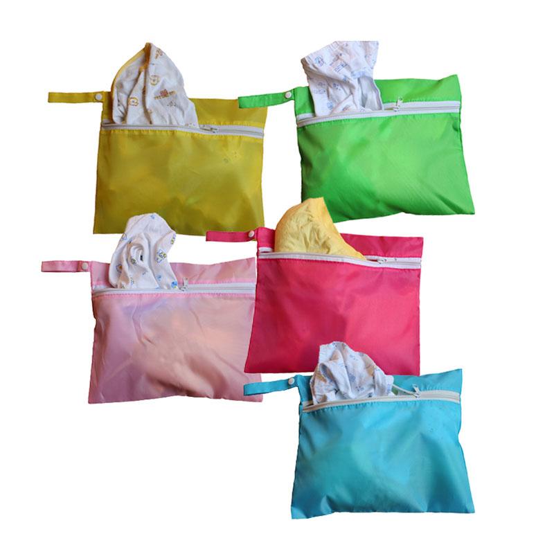 Portable Pram Stroller Organizer Baby Clothes Nappy Diaper