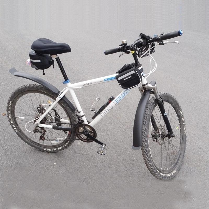 Bicycle Bike Fender Mudguard Road MTB Mud Guard Front Rear Wheel Fork NEW