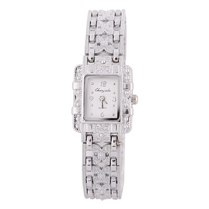 mode frauen damen kristall edelstahl armbanduhr damenuhr. Black Bedroom Furniture Sets. Home Design Ideas