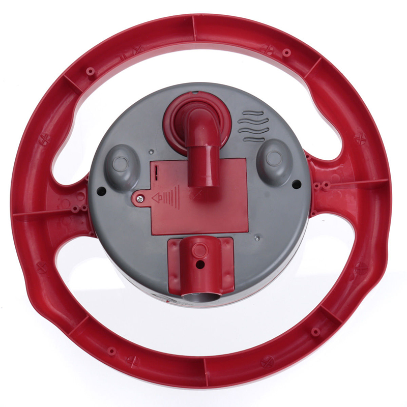 Car Seat Toy Steering Wheel : Kid back seat toy car steering wheel game horn electronic