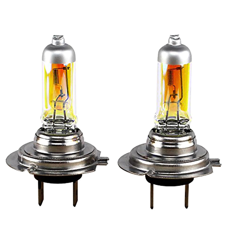 h7 55w 12v xenon halogen front headlight light bulbs lamp. Black Bedroom Furniture Sets. Home Design Ideas