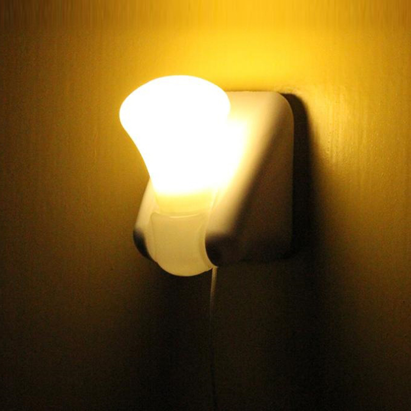 Wall Mounted Night Table Lamps : Night Wall Mount Table LED Lamp Light Battery Handy Bulb Cabinet Self Adhesive eBay