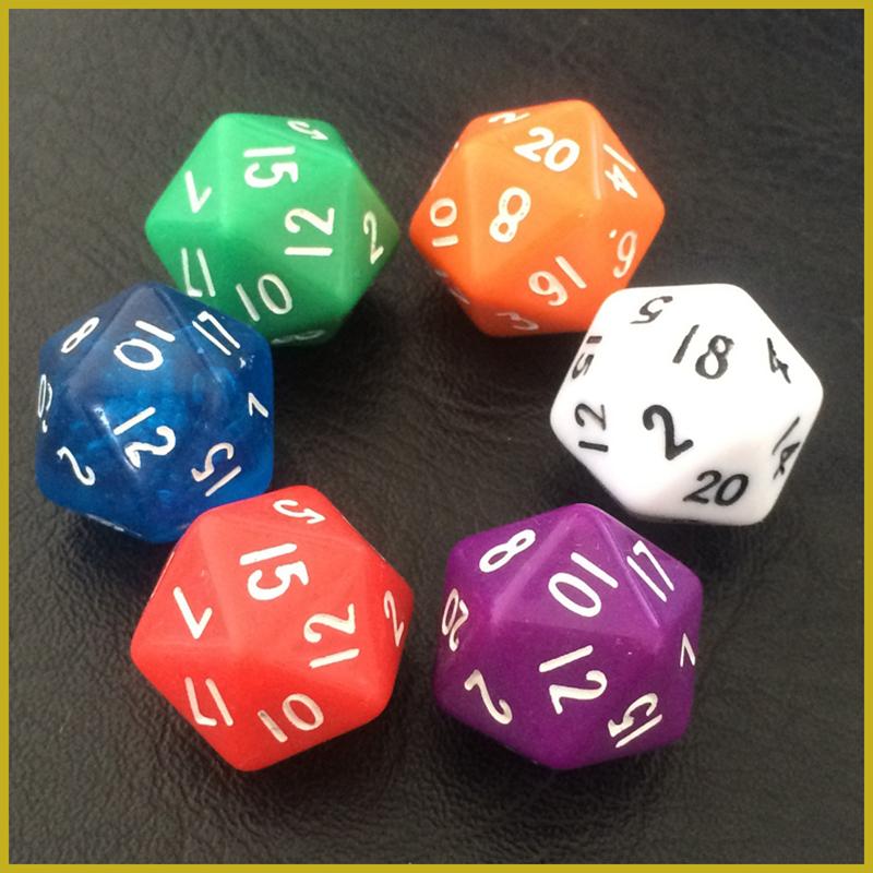 random d20 dice generator d&d