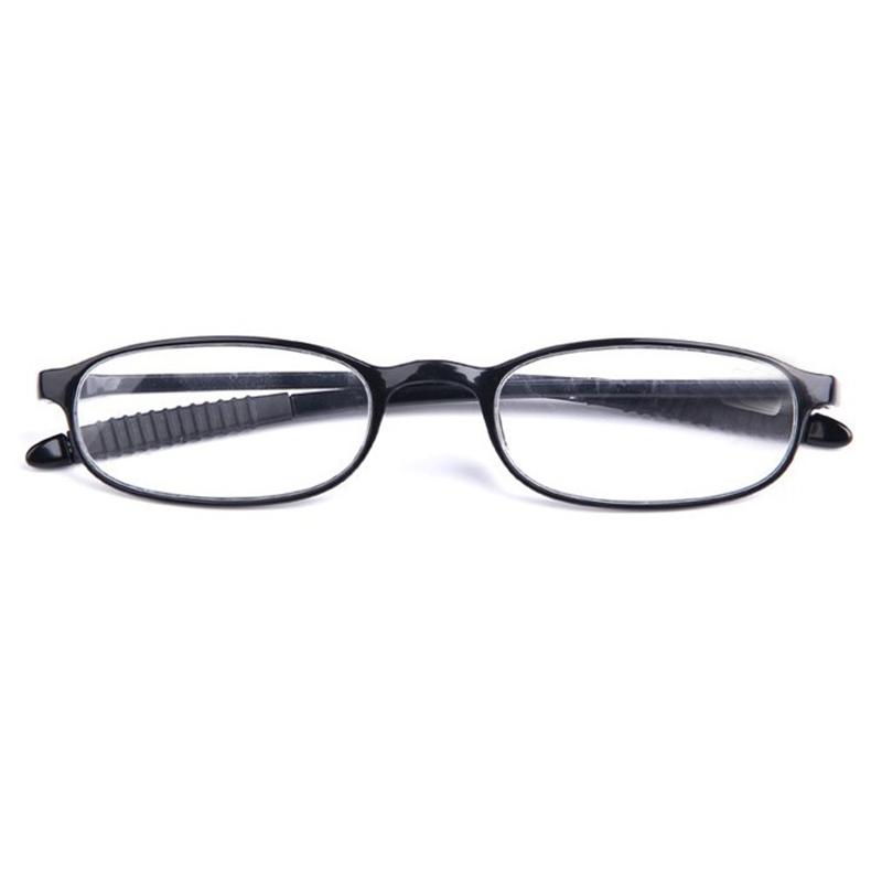 TR90 Material Oval Frame Reading Reader Glasses Eyeglasses ...