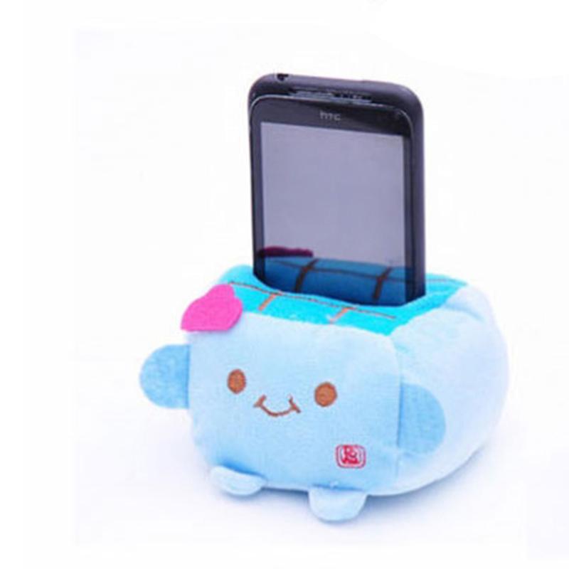 karikatur chinesisch tofu halter sitz pl sch f r handy sch tzen mobil ebay. Black Bedroom Furniture Sets. Home Design Ideas