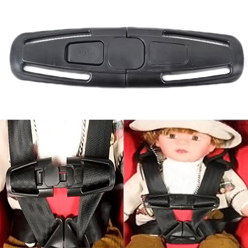 child safe buckle baby car safety seat strap belt chest harness clip ebay. Black Bedroom Furniture Sets. Home Design Ideas