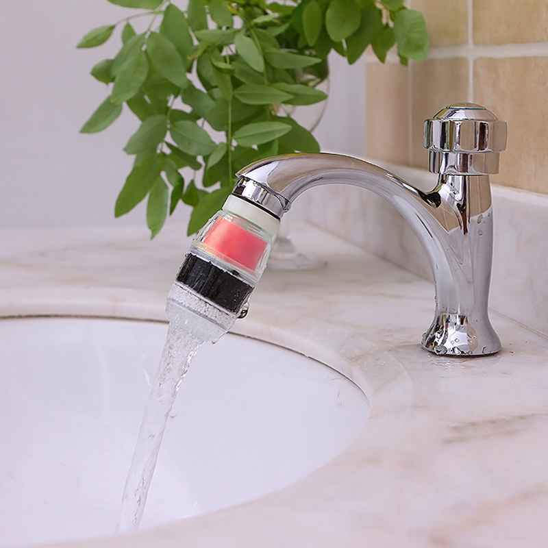 tap water clean purifier faucet filter home household