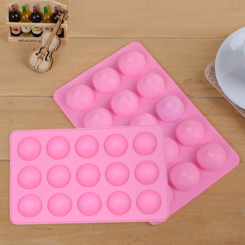 Breast Lip Butt Silicone Fondant Moulds Cake Candy Jelly