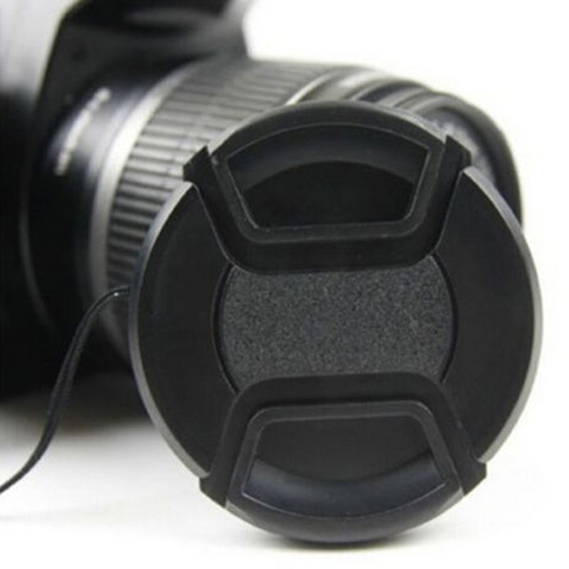 universal 39mm snap on front lens cap cover protector w cord for camera sale oo ebay. Black Bedroom Furniture Sets. Home Design Ideas