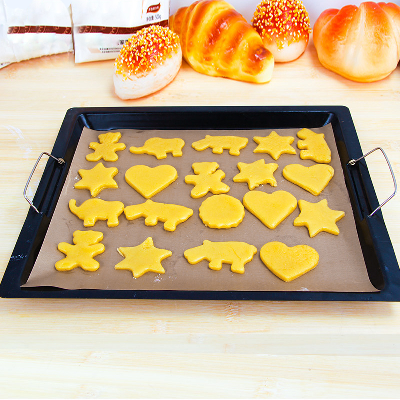 Silicone Greaseproof Oven Bakeware Baking Mat Pad Cooking