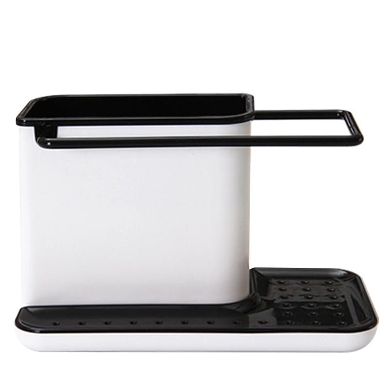 new plastic racks organizer caddy storage kitchen sink