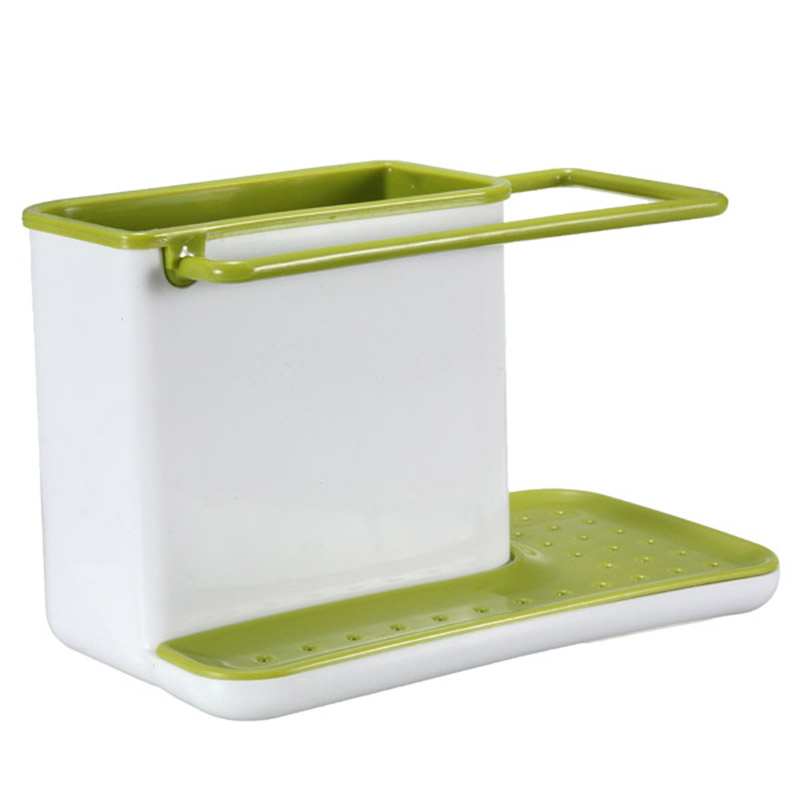 New Plastic Racks Organizer Caddy Storage Kitchen Sink