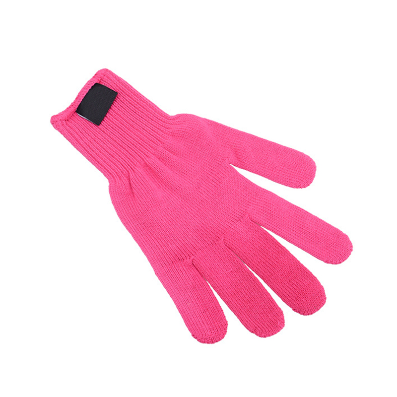 Heat Resistant Proof Protection Glove Hair Styling Tool