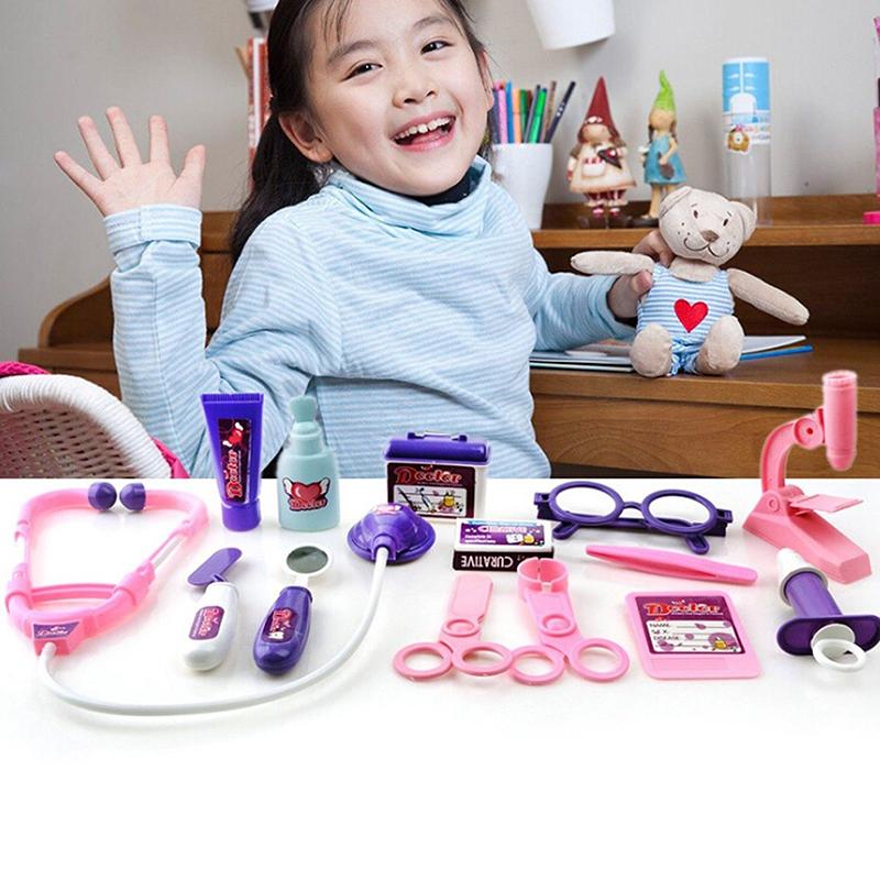 Boy Toys Description : New girl nurse doctor pretend play toy medical kit