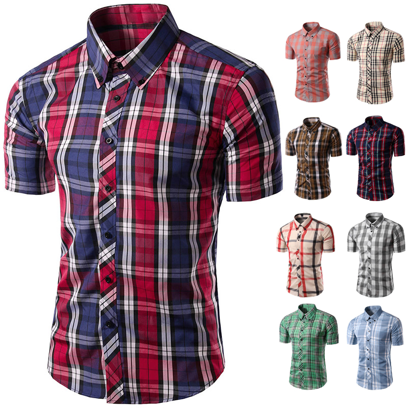 Amazoncom plaid shirts