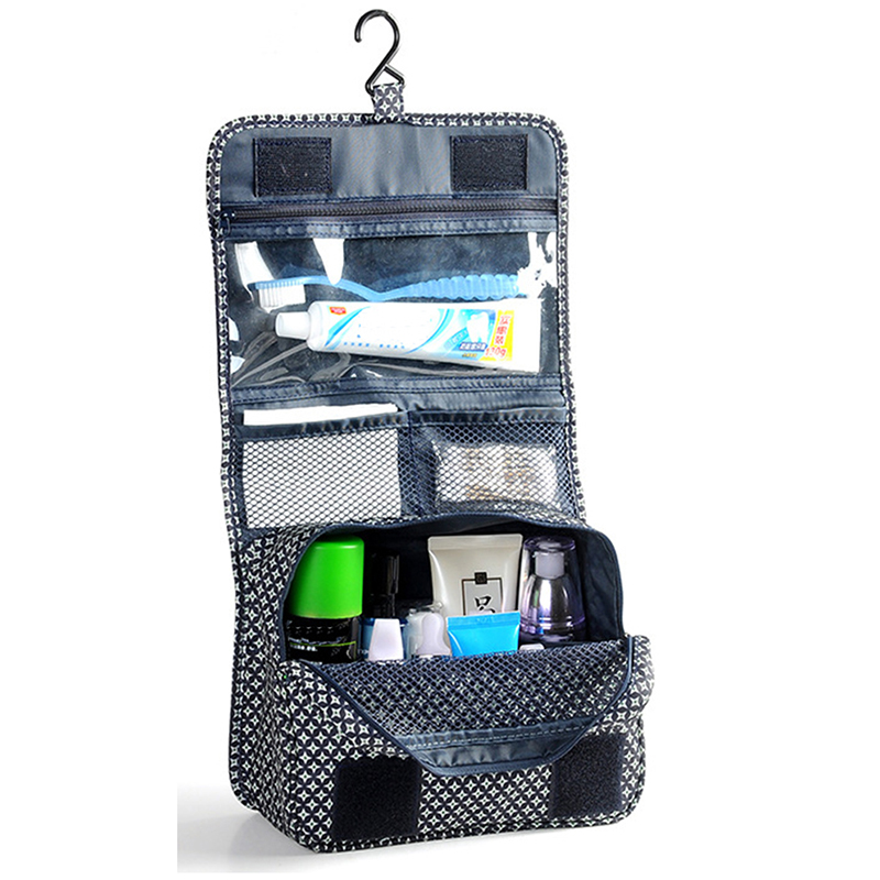 New Travel Toiletry Wash Cosmetic Bag Makeup Storage Case