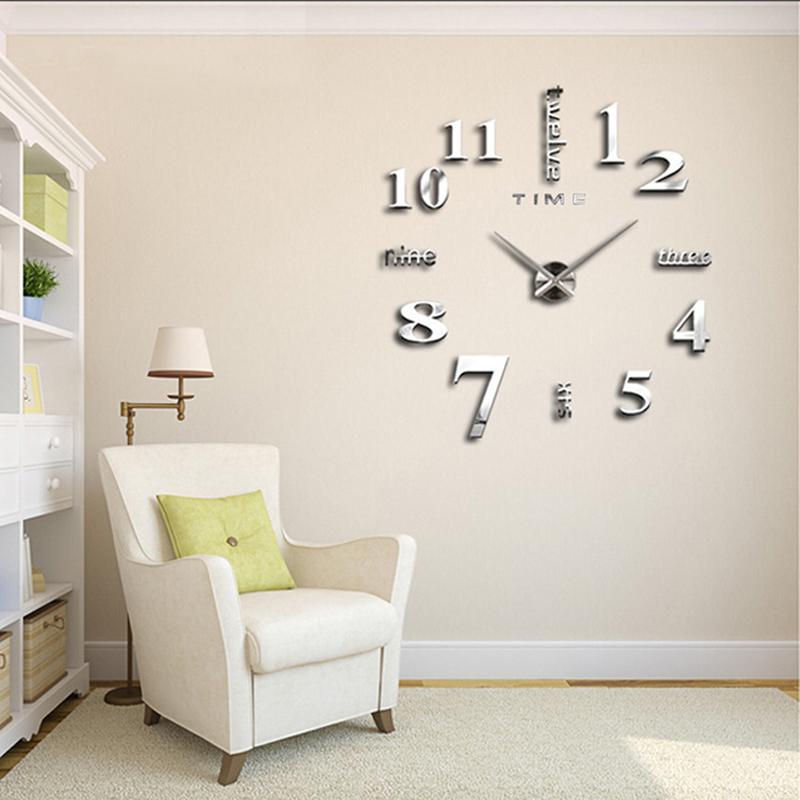Design Wohnzimmer Uhr ~ Surfinser.com Deko Edelstahl Wohnzimmer