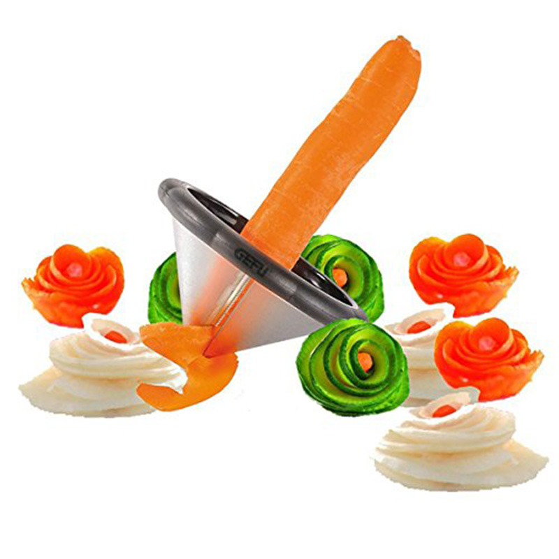 Unique Design Kitchen Gadgets Creative Vegetable Spiralizer Slicer Kitchen Tools Ebay