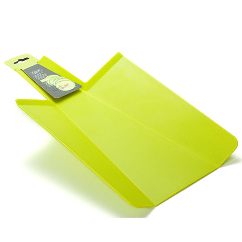Kitchen Plastic Flexible Folding Non Slip Cutting Chopping