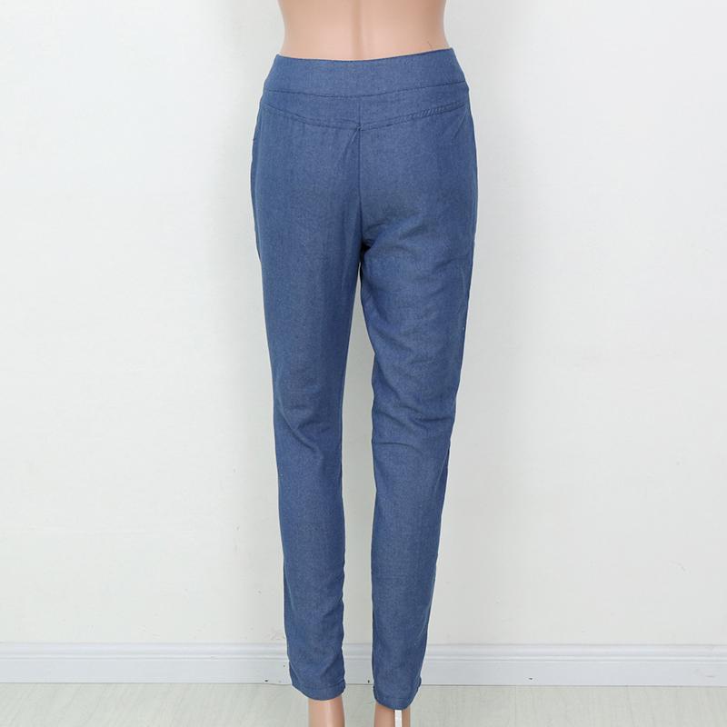 sexy damen jeans slim fit denim hose r hrenjeans r hre mit. Black Bedroom Furniture Sets. Home Design Ideas