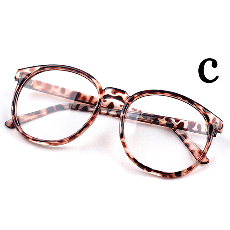 Retro Unisex Mens Womens Eyeglasses Glasses Fashion Retro ...