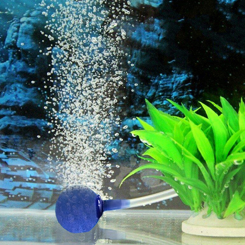 Large Aquarium Air Stone : Pcs air bubble stone aerator aquarium fish tank pond pump
