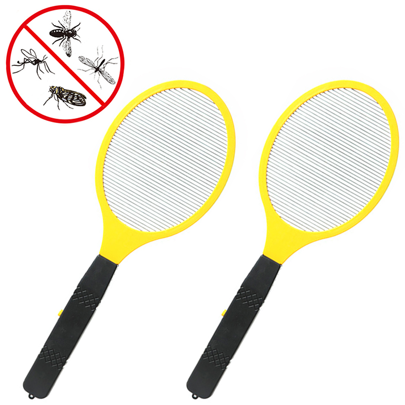 Electric Insect Pest Bug Fly Mosquito Zapper Swatter