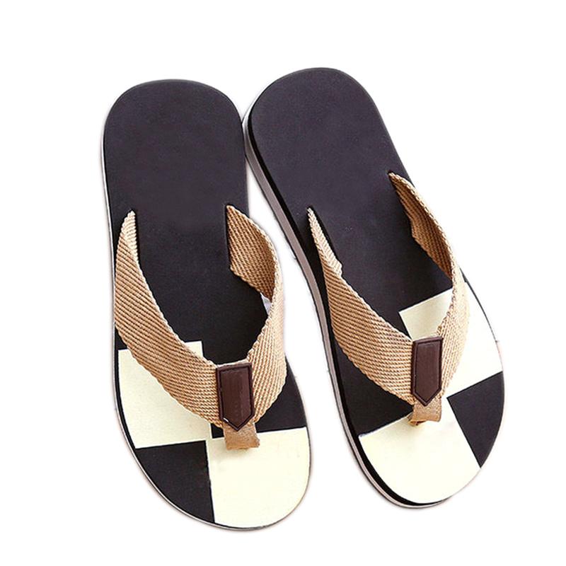 2016 herren sommer flip flops badeschuhe sandalen slipper strand schuhe ebay. Black Bedroom Furniture Sets. Home Design Ideas