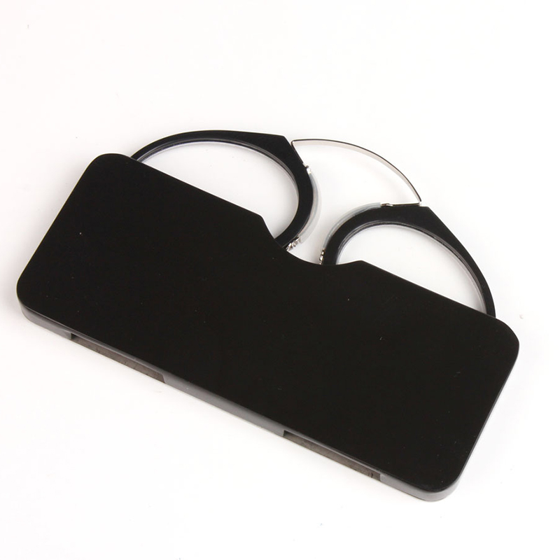 new modern pince nez reading glasses spectacles with
