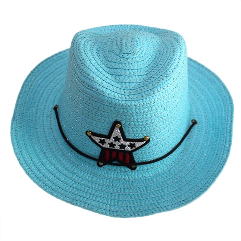 Cowboy hat craft for kids car interior design for Craft hats for kids