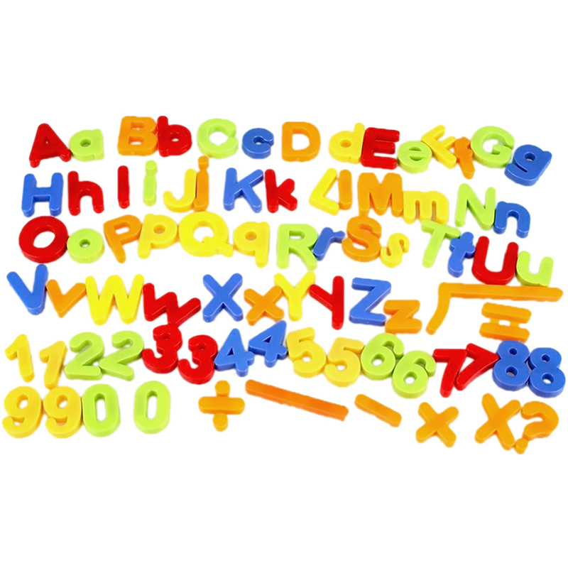 Magnetic Letters For Babies 26pcs Colorful Letters Alphabet Numbers Fridge Magnetic