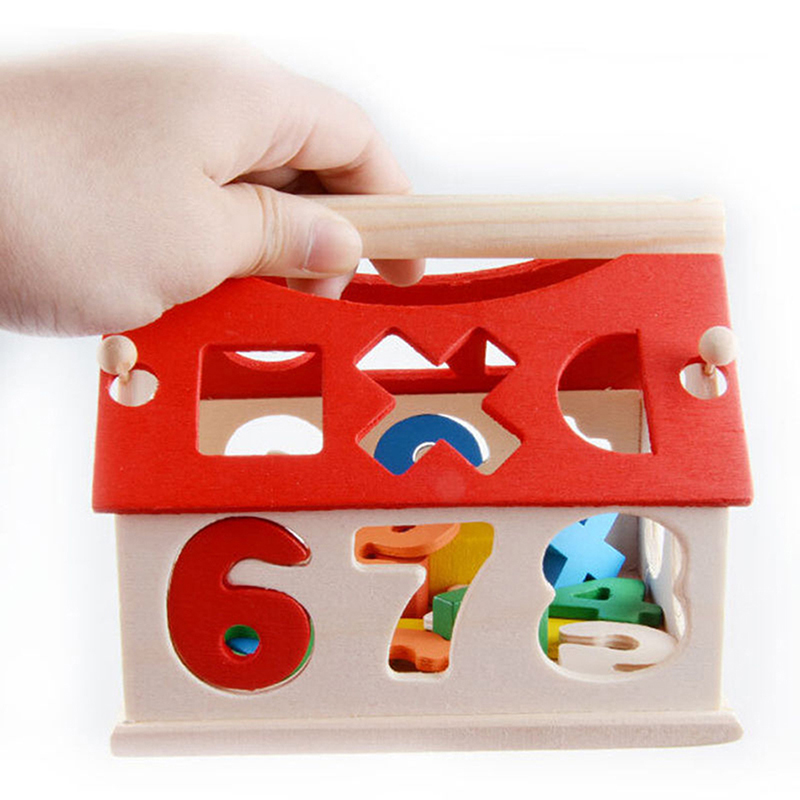 Boy Toys Description : Kids baby boys girls play games wooden digital number