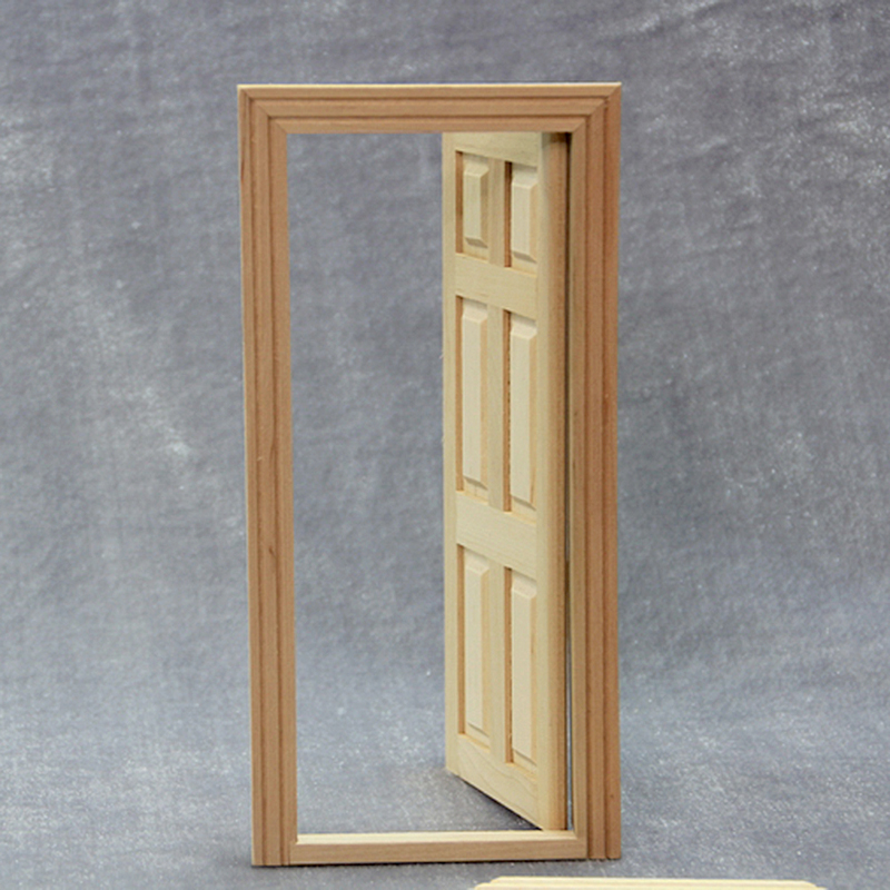 Wood Interior Doors With Frame