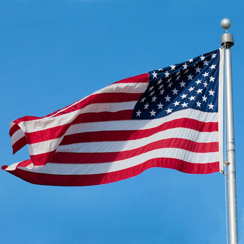 America S Police News: New Polyester US FLAG USA American Stars Stripes United