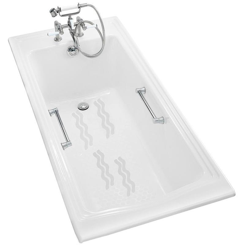 12x Anti Slip Bath Grip Non Slip Shower Strips Stickers