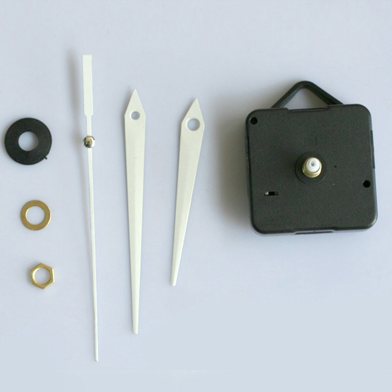 Diy Quartz Battery Wall Clock Movement Mechanism Repair