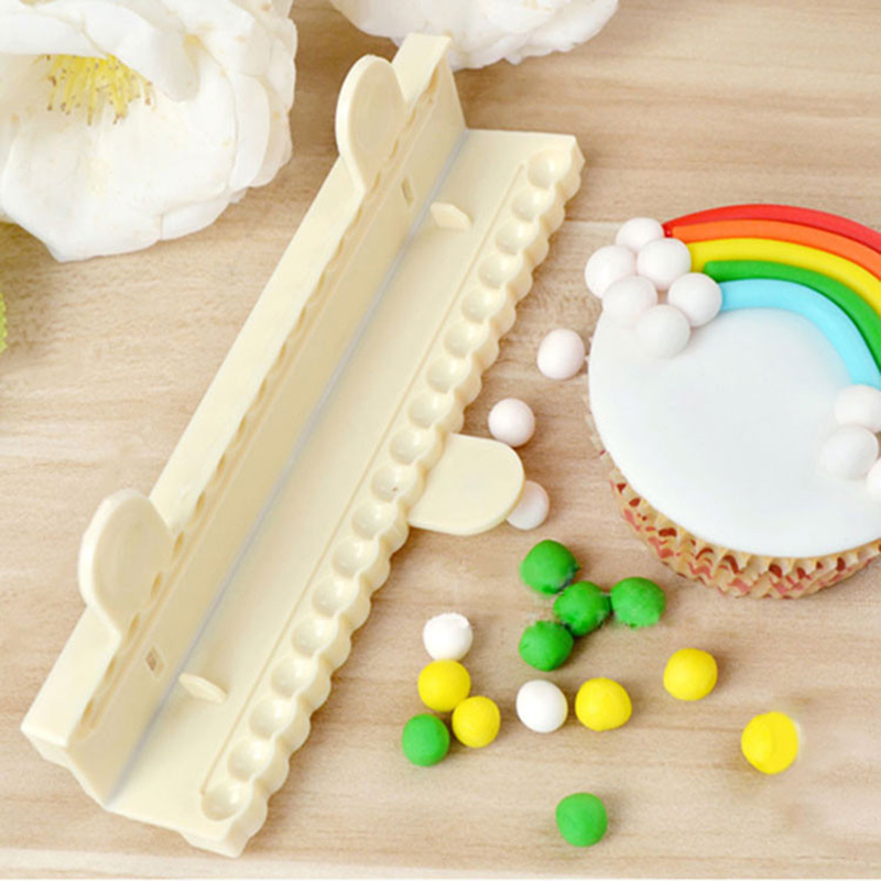 Bead Cutter Pearl Sugarcraft Fondant Cake Gum Paste ...