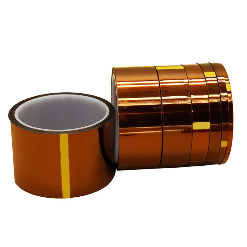 hitzebest ndiges klebeband kapton tape 5mm 30m drucker extruder neu ebay. Black Bedroom Furniture Sets. Home Design Ideas