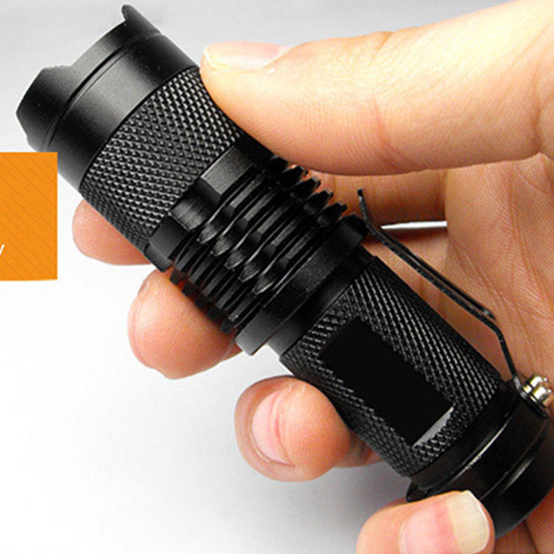 led flashlight blacklight light 395 nm inspection lamp torch ebay. Black Bedroom Furniture Sets. Home Design Ideas